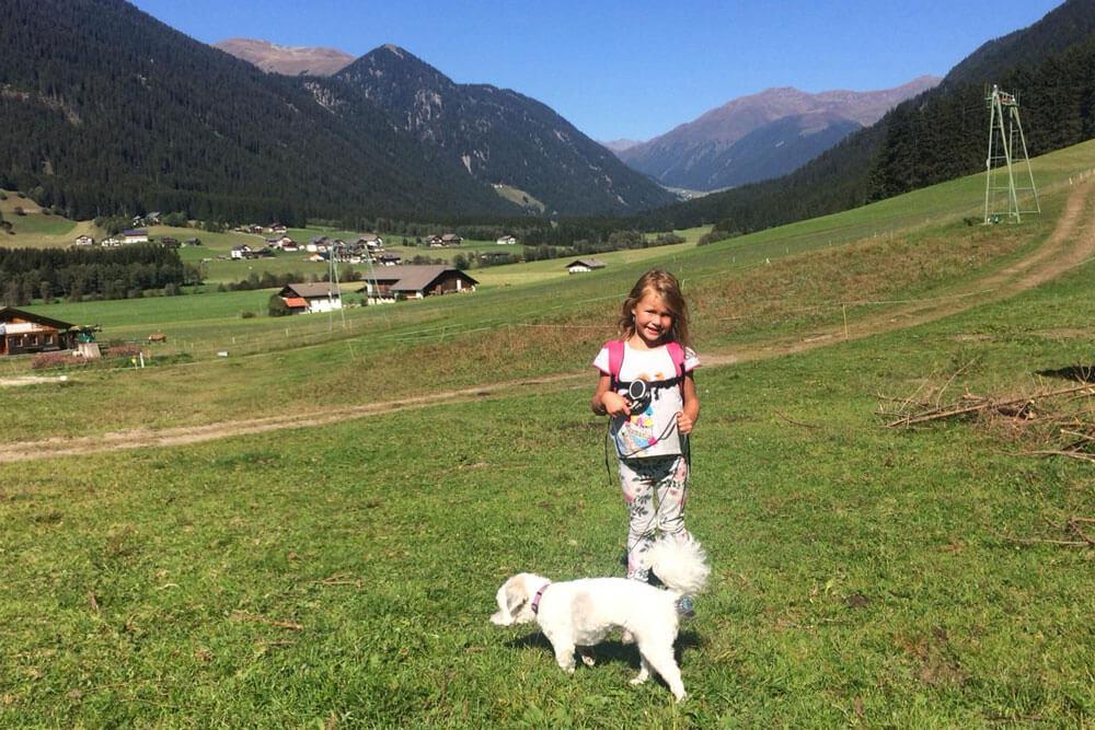 Ihr Bauernhofurlaub in Südtirol