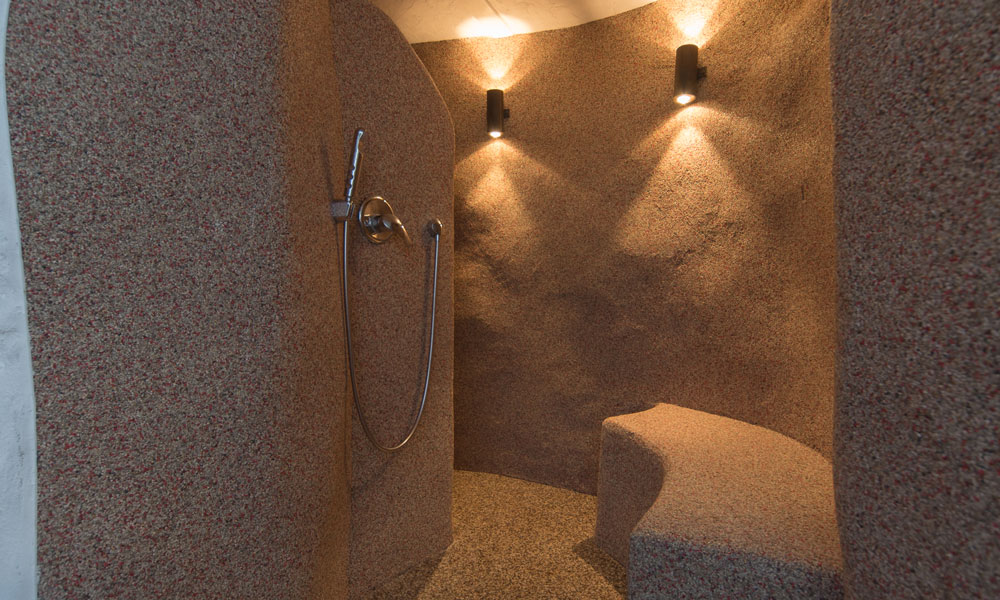 Our saunas & massages: Sources of rest and relaxation