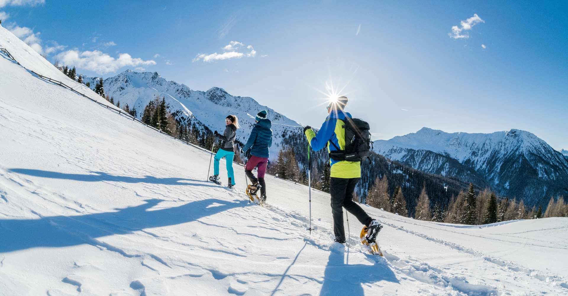 Winterurlaub Gsieser Tal - Kronplatz - Südtirol