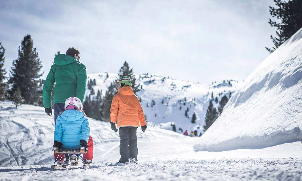 Ski vacation on the Plan de Corones
